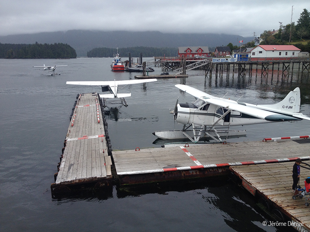 Visiter Île de Vancouver - Voyager à Tofino