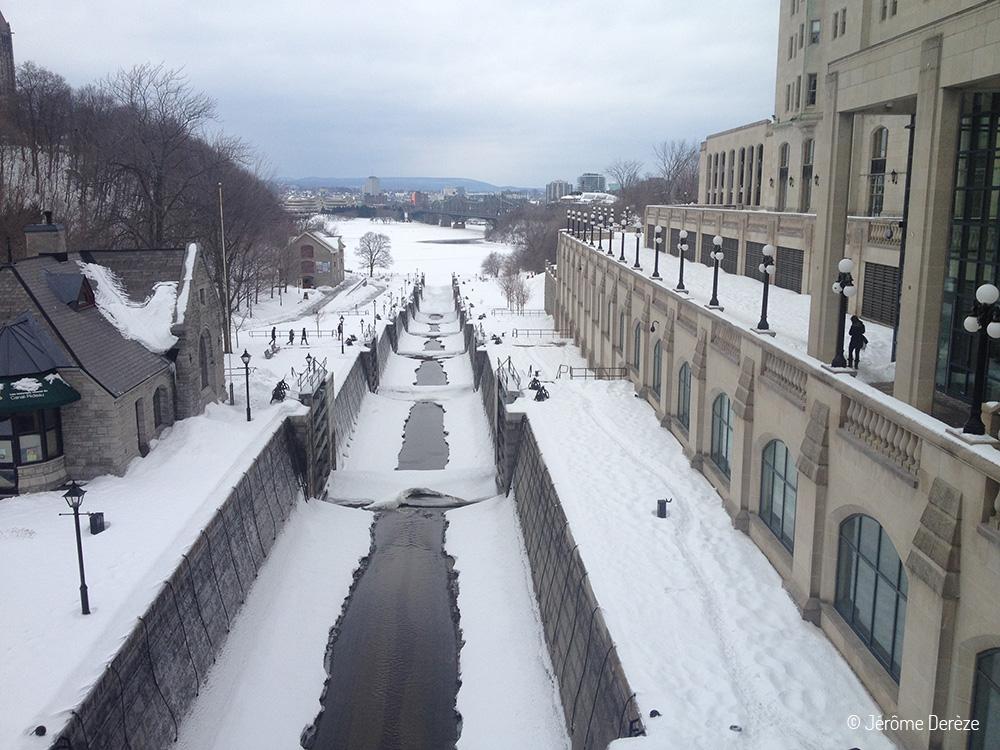 Visiter Ottawa - Canal Rideau