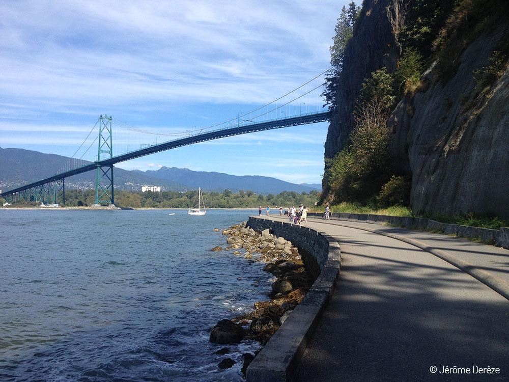 Voyager à Vancouver - Parc Stanley