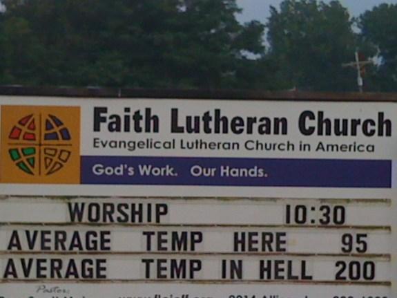 churchsignhelltemp