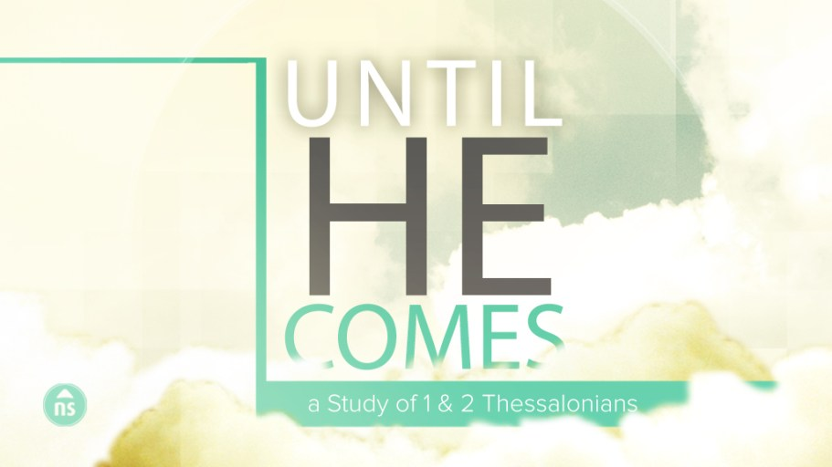 Until He Comes Screen