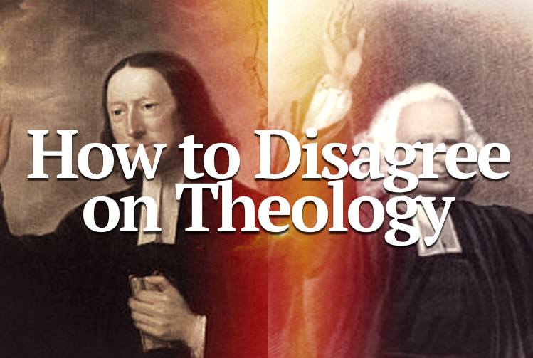 How to Disagree on Theology