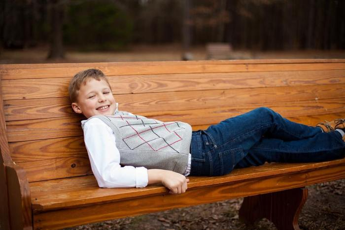 """One of a kind. Obadiah, our 9-year-old """"worshiper of Yahweh."""""""