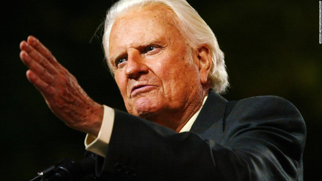 Why Did God Use Billy Graham?