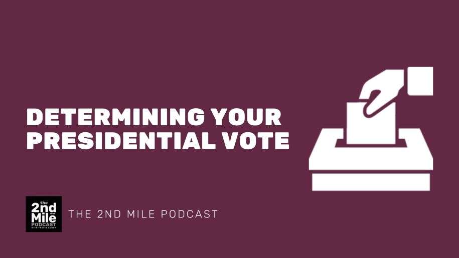 Determining Your Presidential Vote
