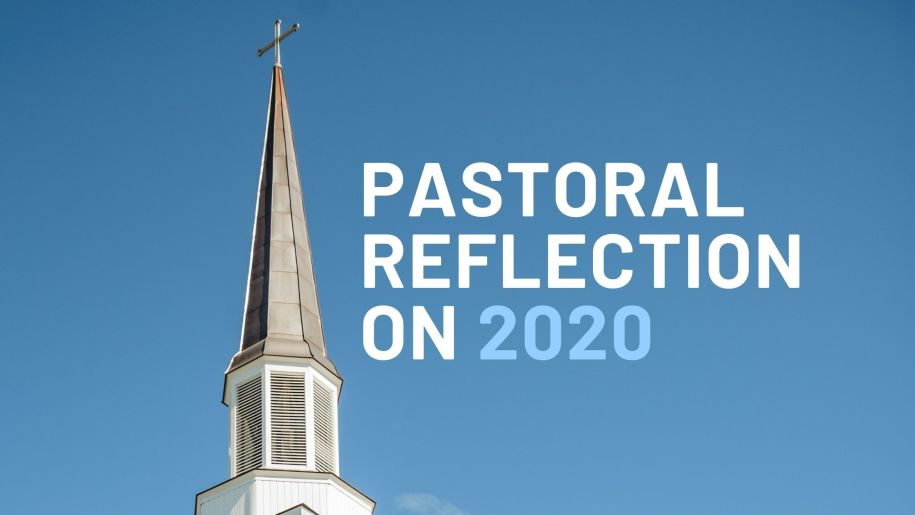 Pastoral Reflection on 2020