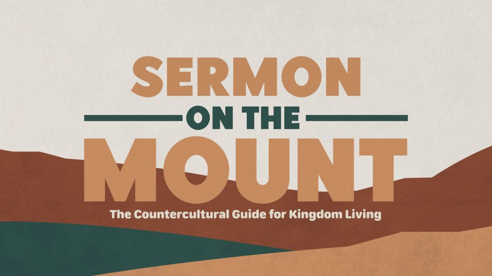 Sermon on the Mount [Series Overview]