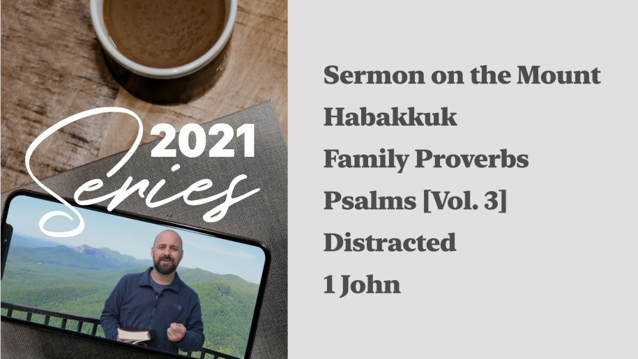 2021 Sermon Series