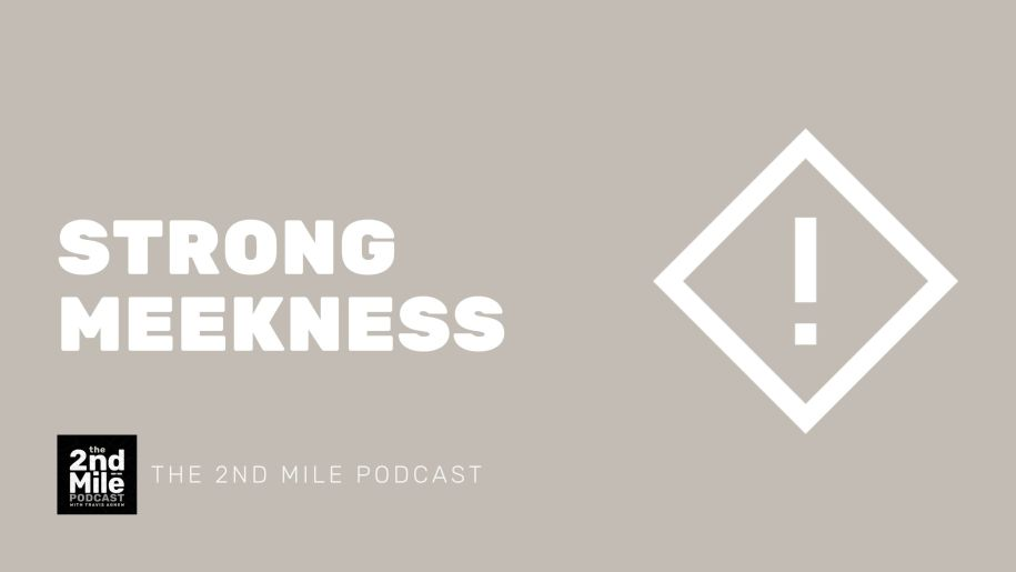 Strong Meekness