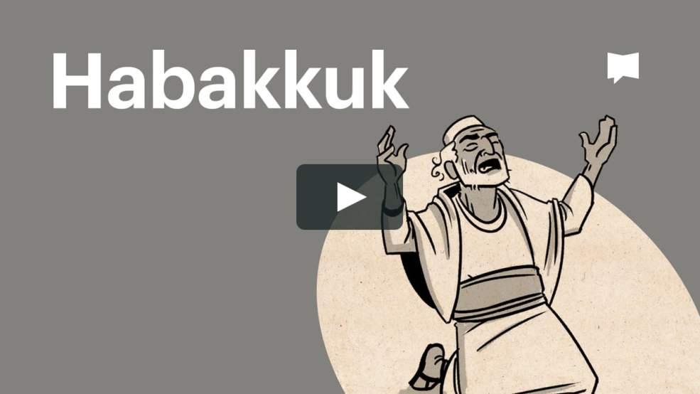 Overview: Habakkuk