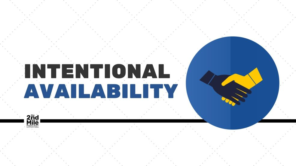Intentional Availability
