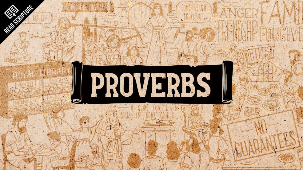 Overview: The Book of Proverbs