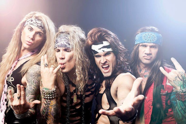 "Steel Panther Announce 'Lower the Bar' Album, Release ""She's Tight"" Music Video"