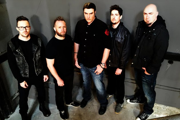 Breaking Benjamin Announce 2017 Winter Tour Dates