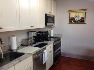 Kitchen in Two Bedroom Loft