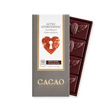 Cacao Aztec Aphrodisiac Chocolate Bar