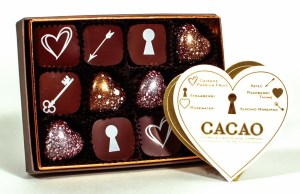 Cacao Sweet and Spicy Box of Love