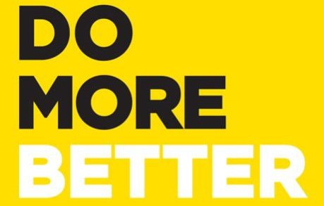 Do More Better Book Review