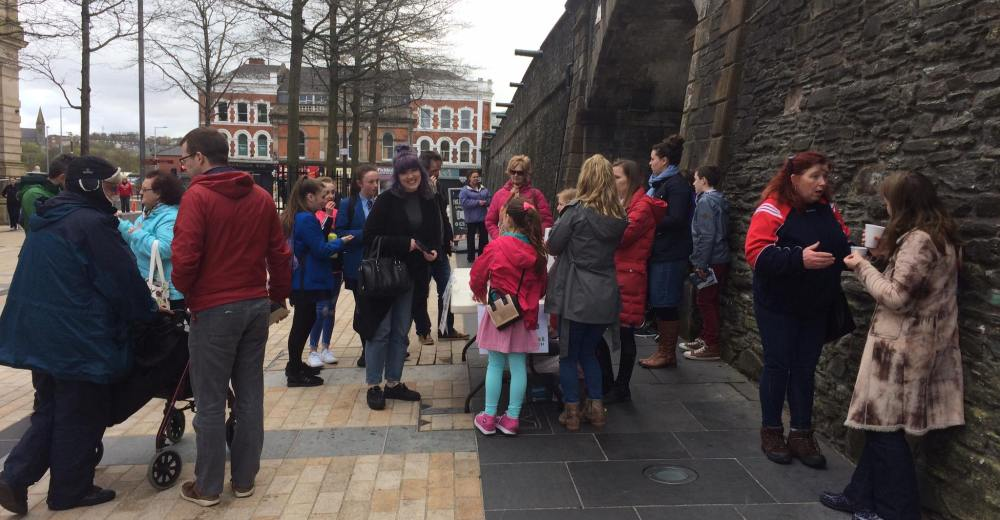 Ministry Update – Northern Ireland Trip, Easter Services