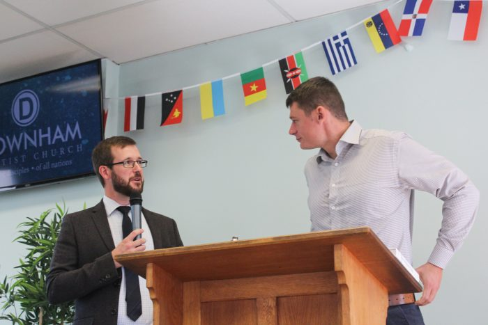 Ministry Update – Back to School, Teaching on the Family, Missionary to Romania, Philippians Sermons