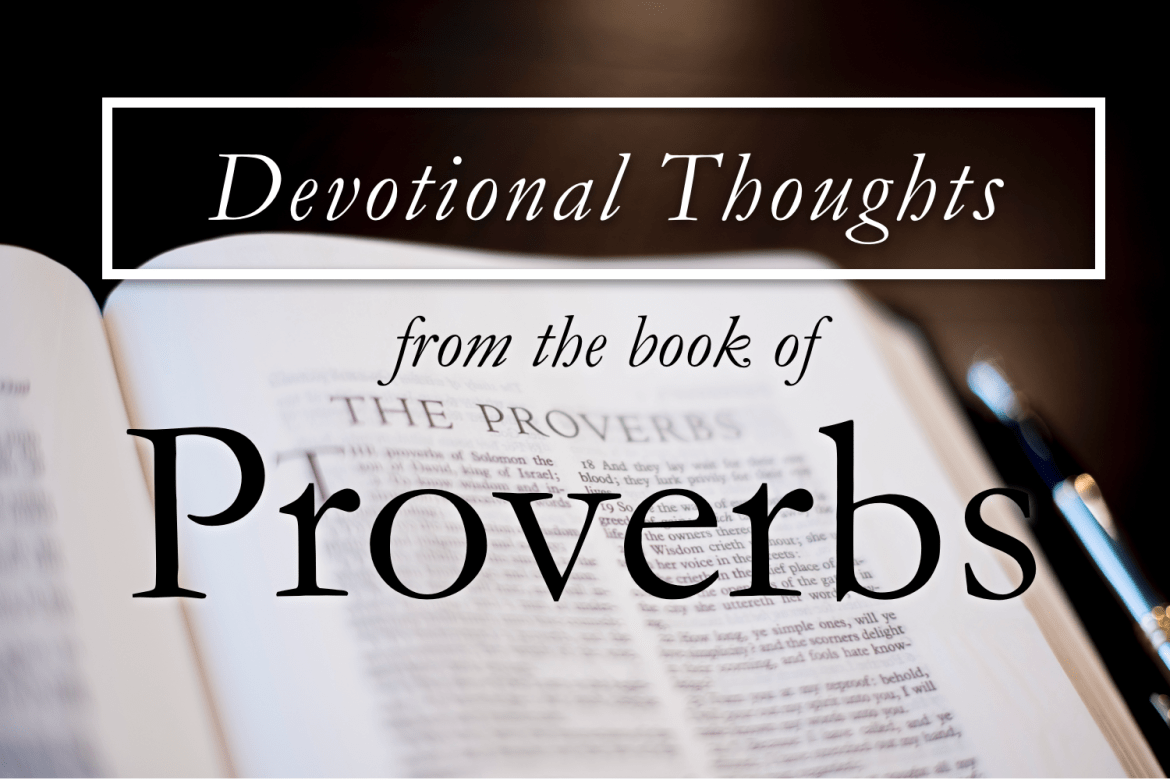 Characteristics of a Fool – Prov 26:1-12