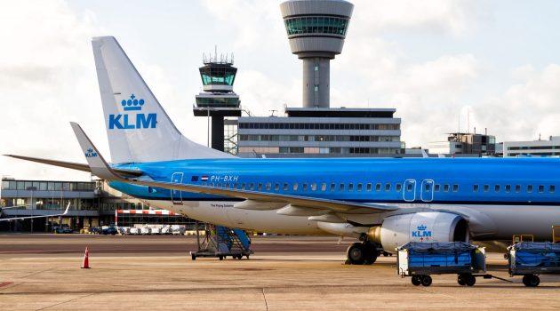 KLM past vertrektijden aan en reduceert vluchten Curaçao