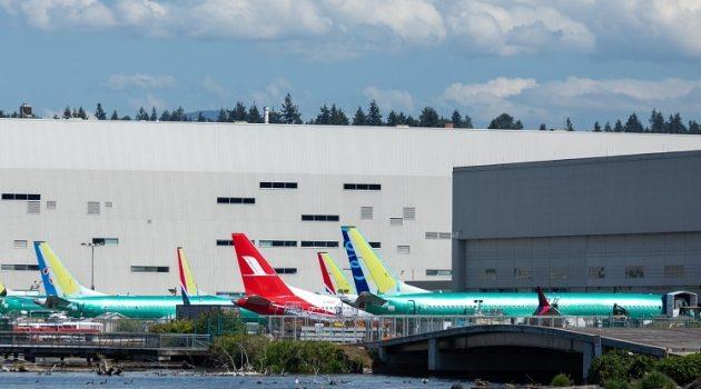Boeing houdt opnieuw 737 MAX-toestellen aan de grond