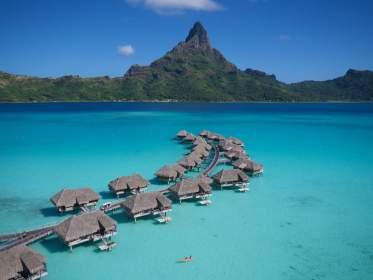 Intercontinental Thalasso Bora Bora French Polynesia
