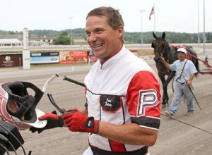 Amerikanske Dave Palone jagter Heinz Wewering for at bliver verdens mest vindende travkusk.
