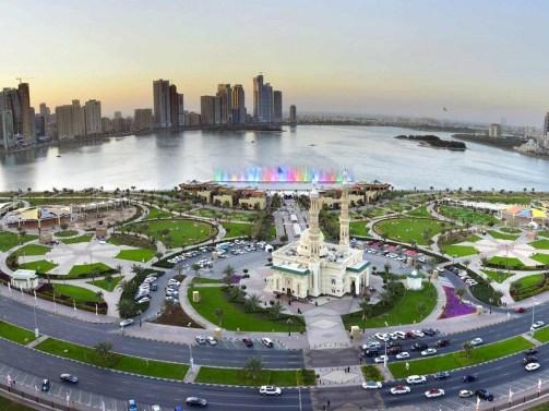 Al Majaz Waterfront, Sharjah - Timings, Entry Fee, Best time to visit