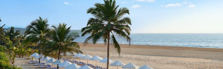 7 Greatest Resorts in Goa with Personal Seashores