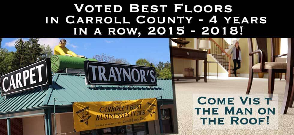 traynors-best-floors carpet carroll county md westminster