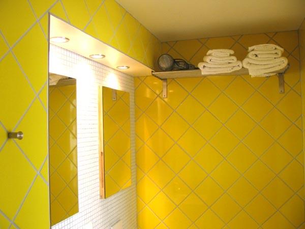 badkamer guestroom 1 Schiemanstraat