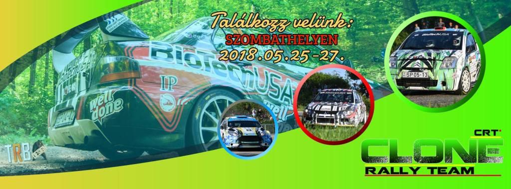 Clone Rally Team - Dudás Gergő - Design munkák