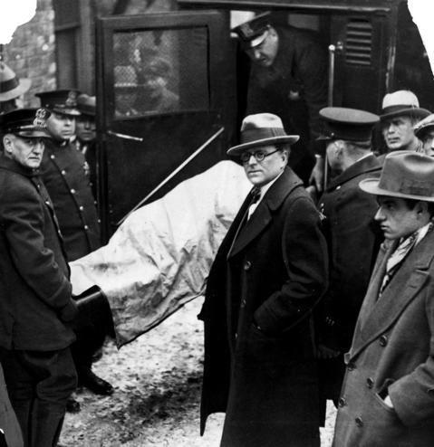 St Valentines Day Massacre Chicago Tribune