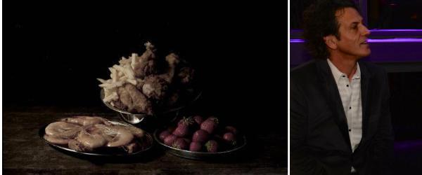 Stephen Websters Last Supper Food Art Jewelry To Die