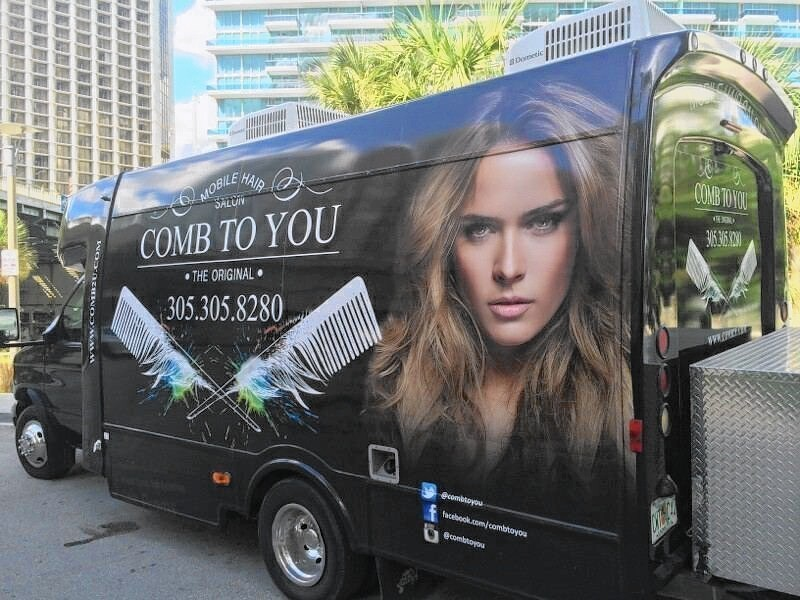 South Florida Companies Join Business On Wheels Trend