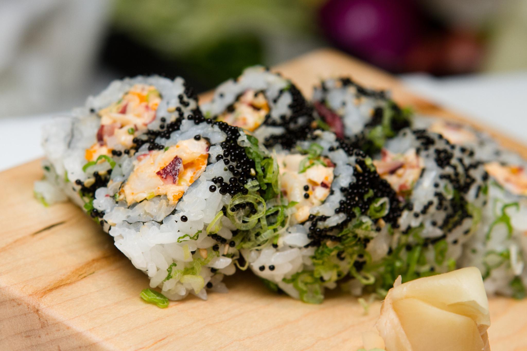 Best Sushi Restaurant World