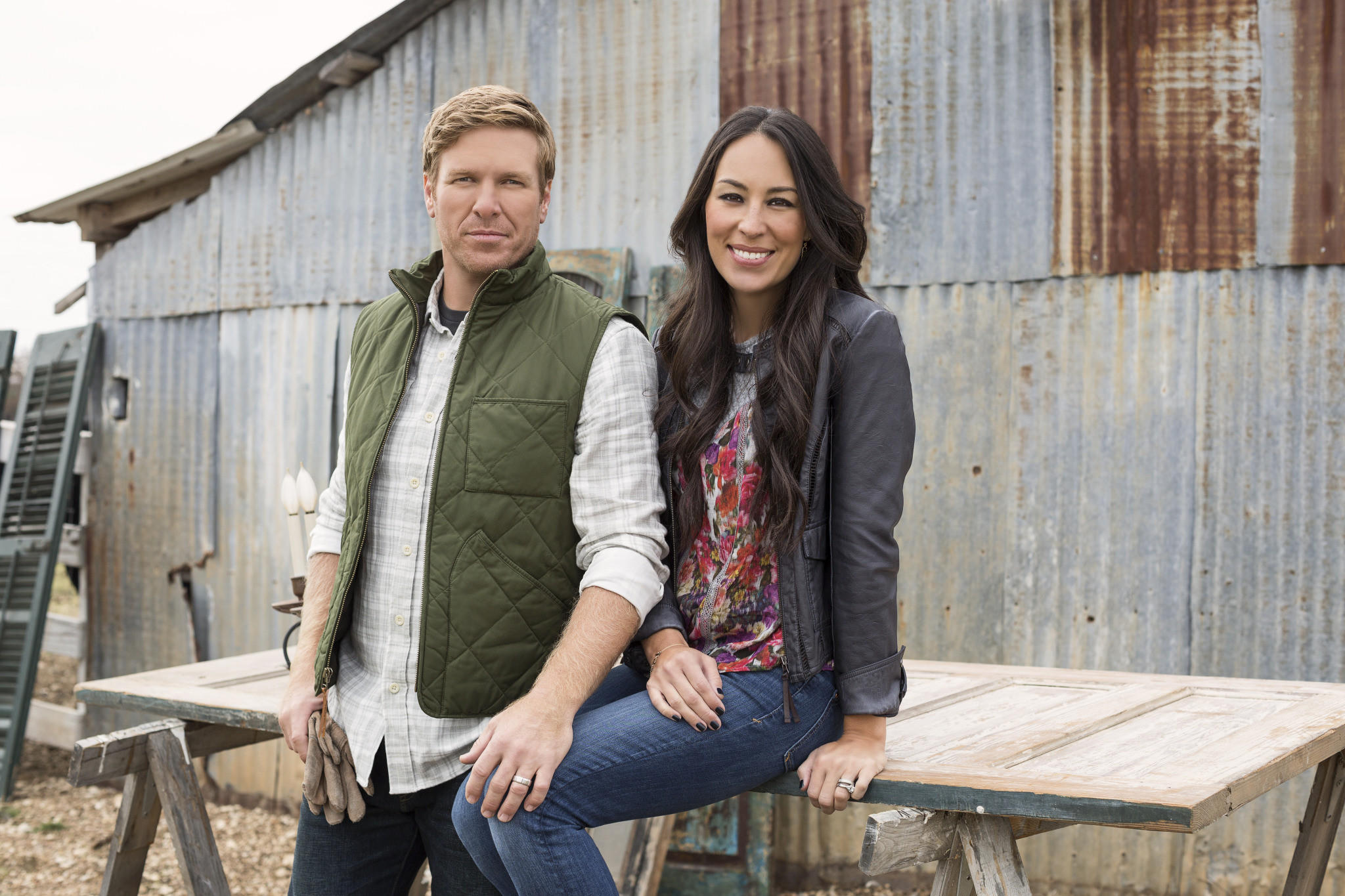 Chip And Joanna Gaines Announce Departure From Hgtvs