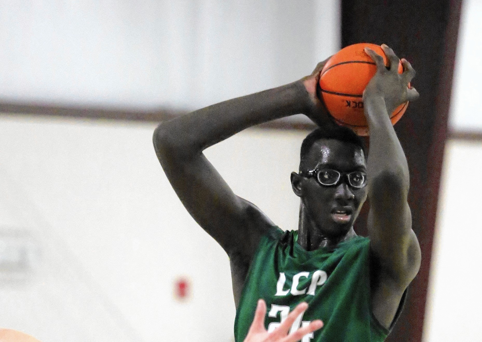 Yes Tacko Fall Is Tall And UCF Basketball Signee Can
