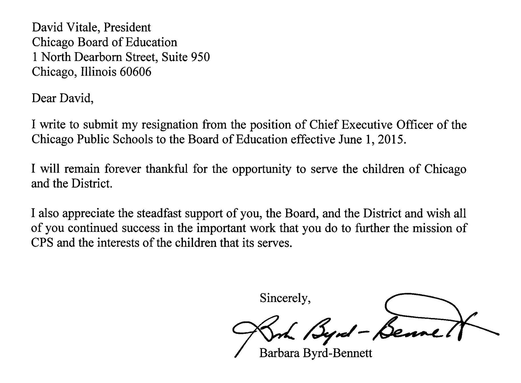 strong resignation letter – Strong Resignation Letter