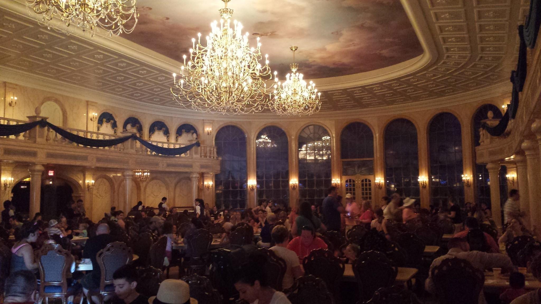 Book Disney Restaurants Orlando
