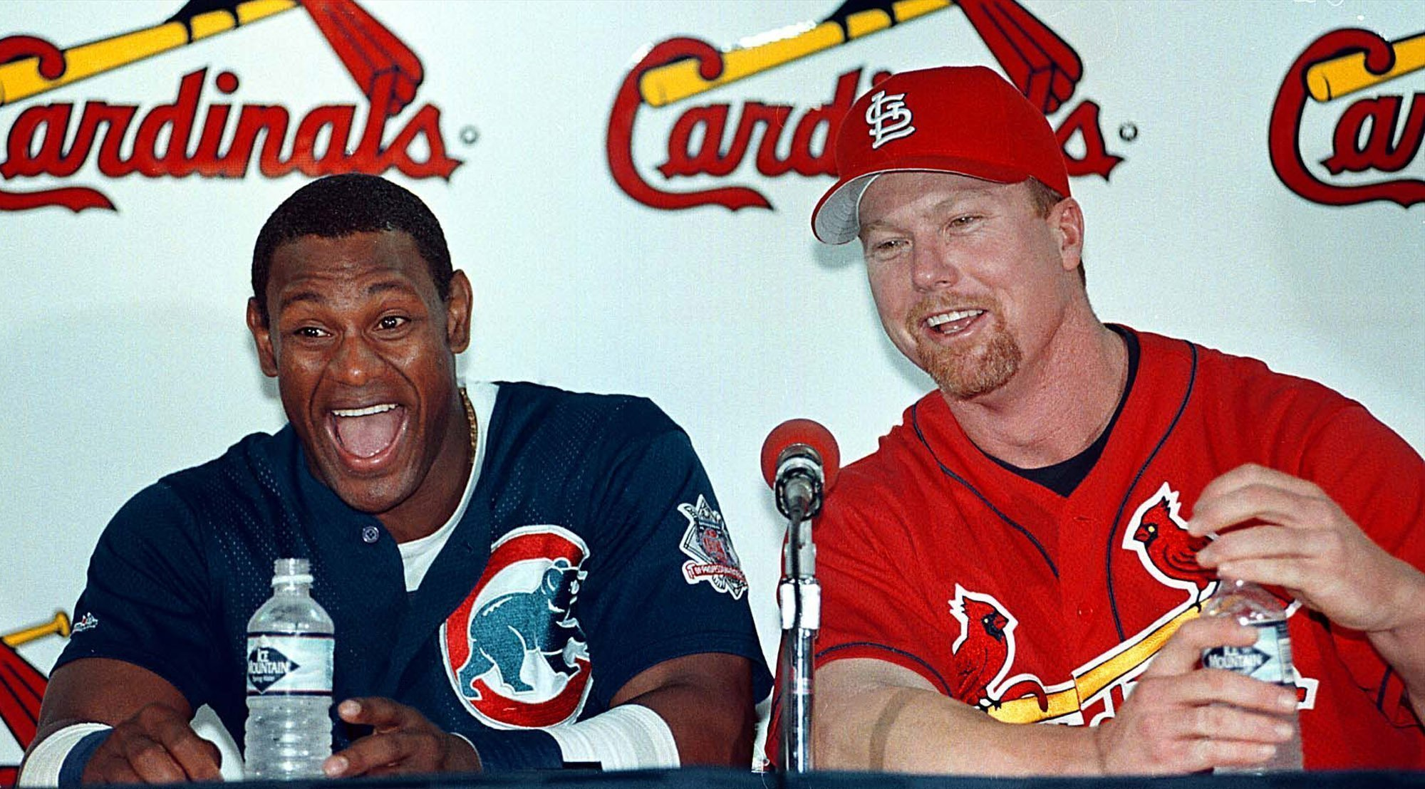 Sosa McGwire Home Run Chase We Should Have Known Better