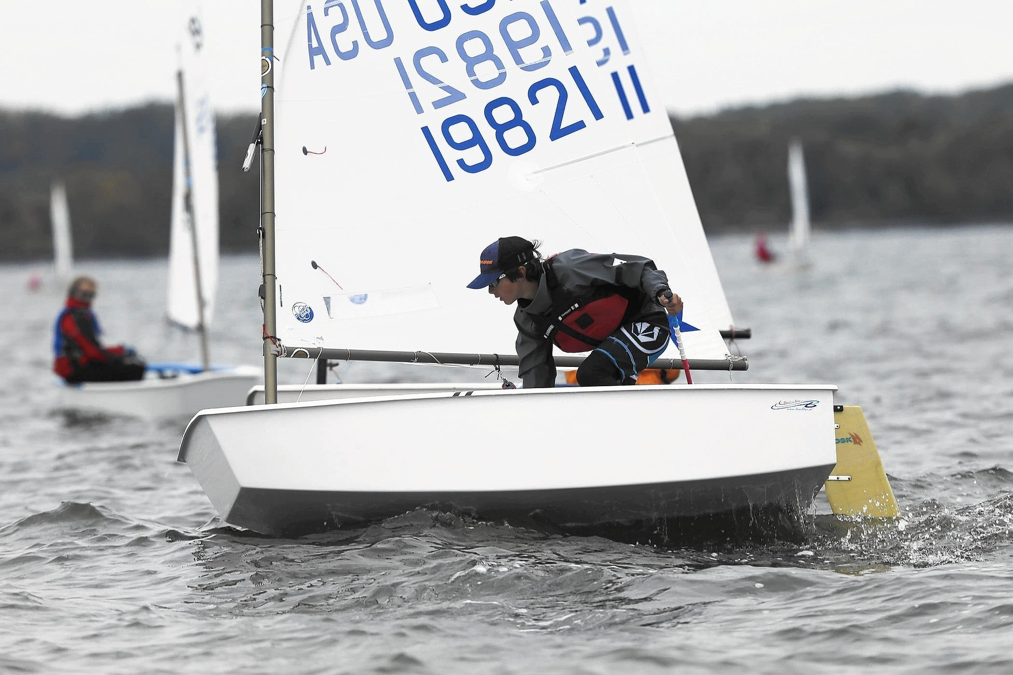 Virginia Sailor Captures Atlantic Coast Championship Capital Gazette