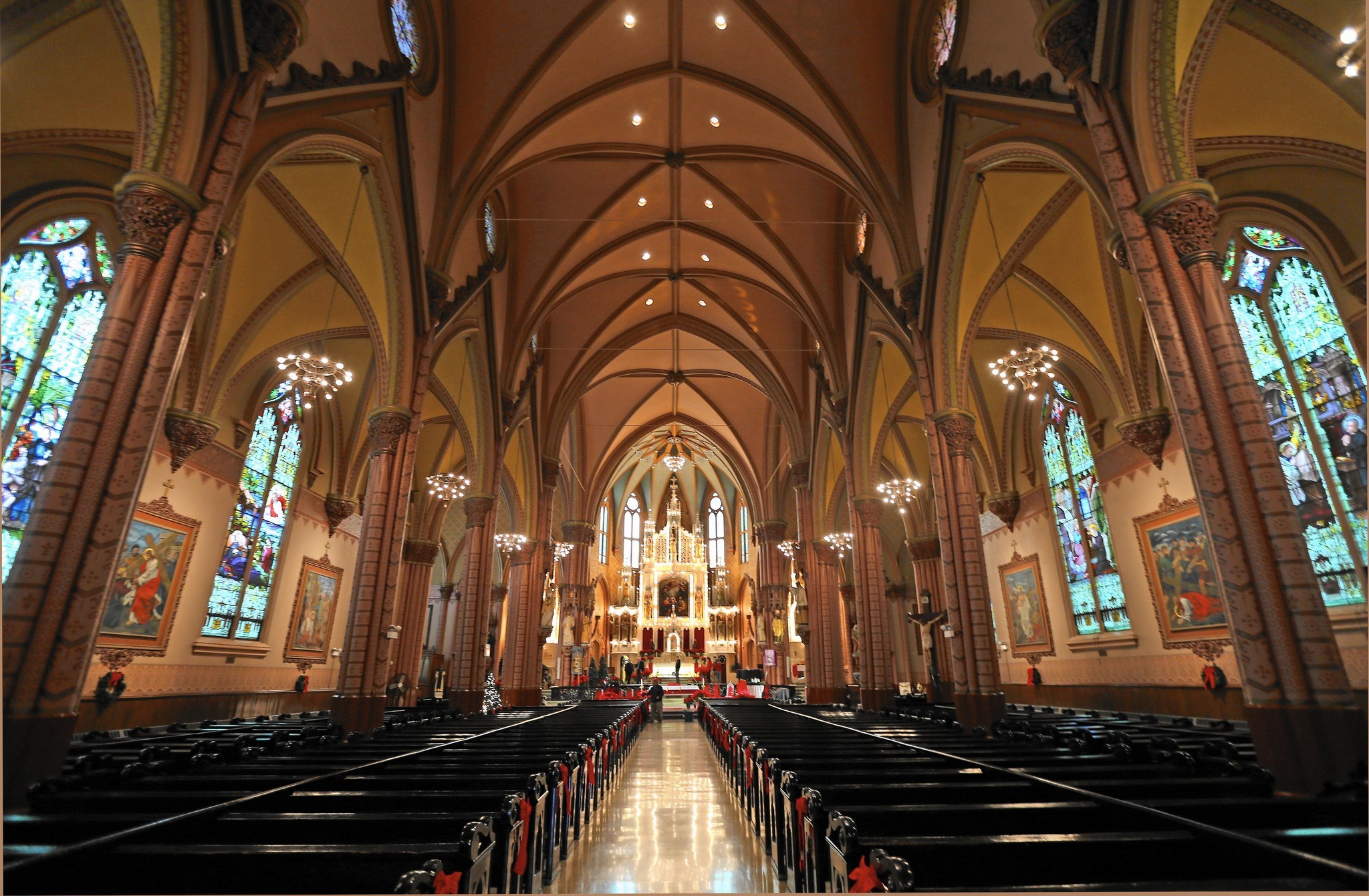 Chicagos Holy Family Church Saved From Demolition 25