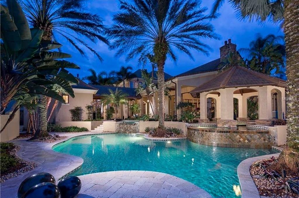 Aerosmiths Steven Tyler Rented Windermere Mansion Report Orlando Sentinel