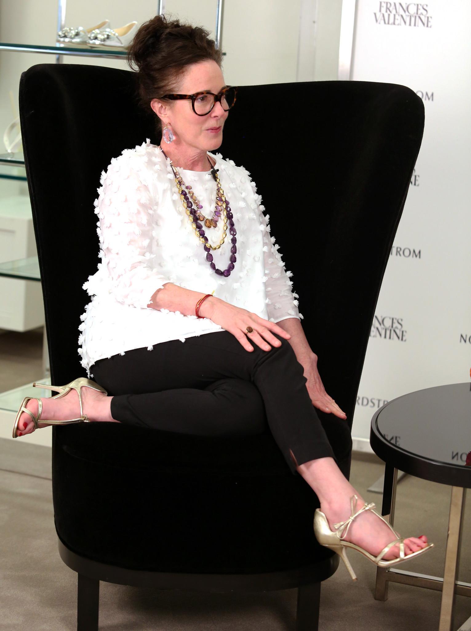 Kate Valentine Designer Known For Kate Spade Brand