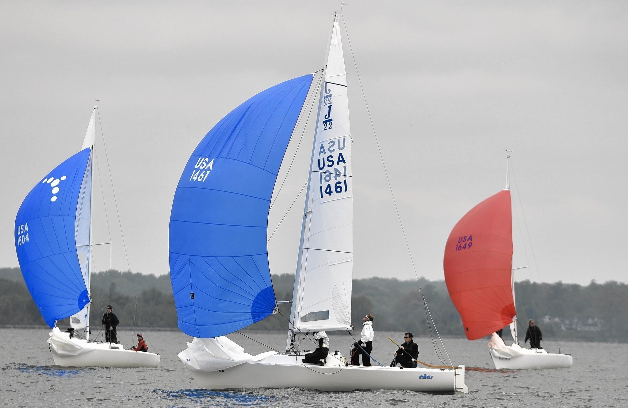 Wind Picks Up NOOD Regatta Finishes Up Capital Gazette