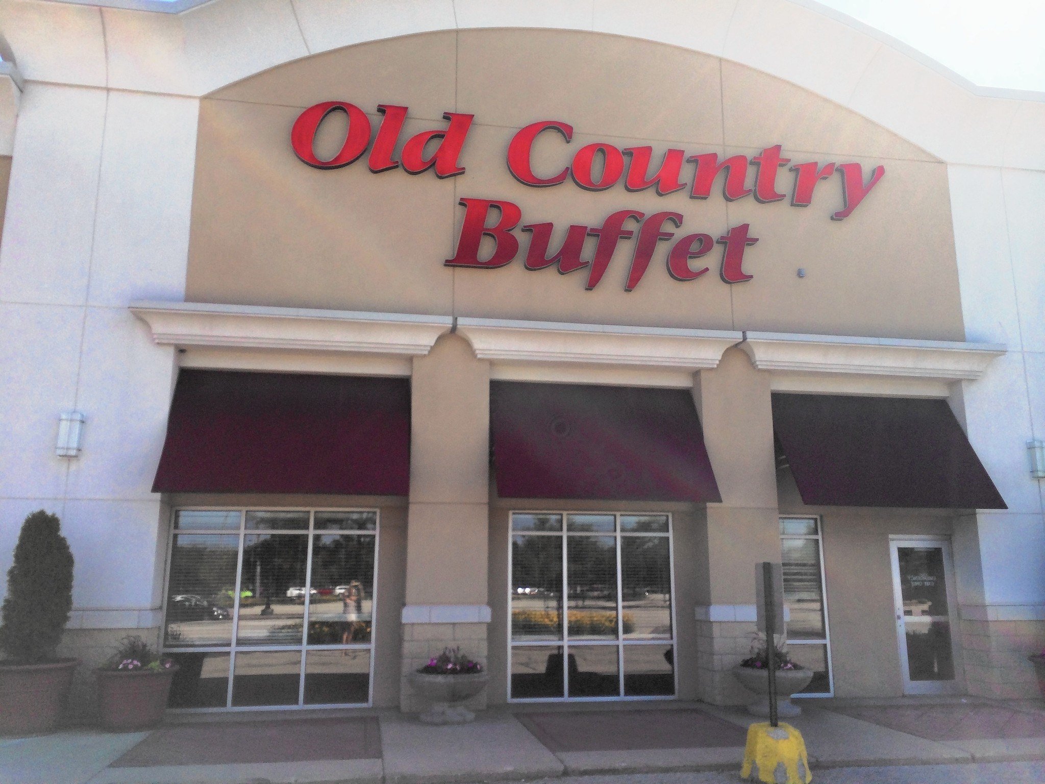 Old Town Buffet Locations
