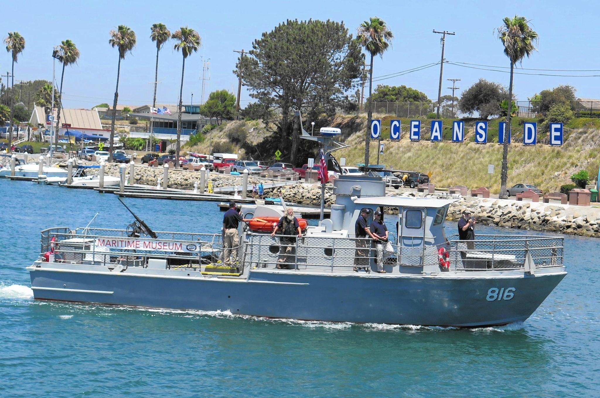 Reader Report Swift Boats Visit To Newport Stirs
